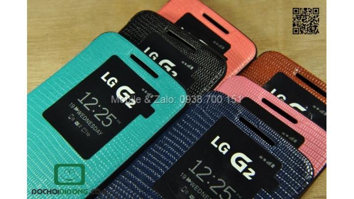 Bao da LG G2 F320 Thinkpack giả da