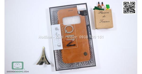 Bao da LG G5 Nillkin Qin
