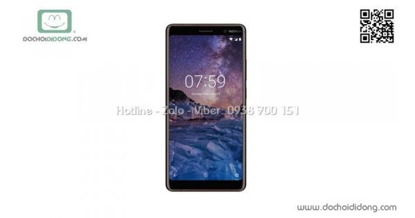Bao da Nokia 7 Plus Nillkin Qin