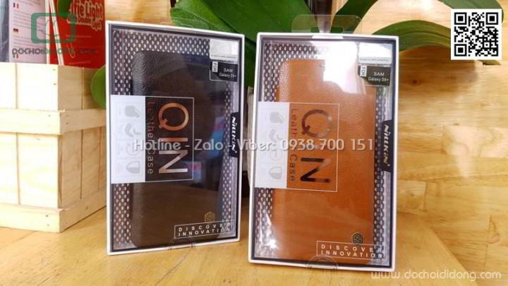 Bao da Samsung S9 Plus Nillkin Qin