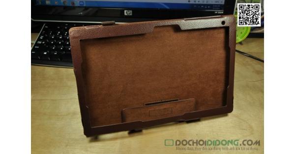 Bao da Sony Xperia Tablet Z2 vân sần