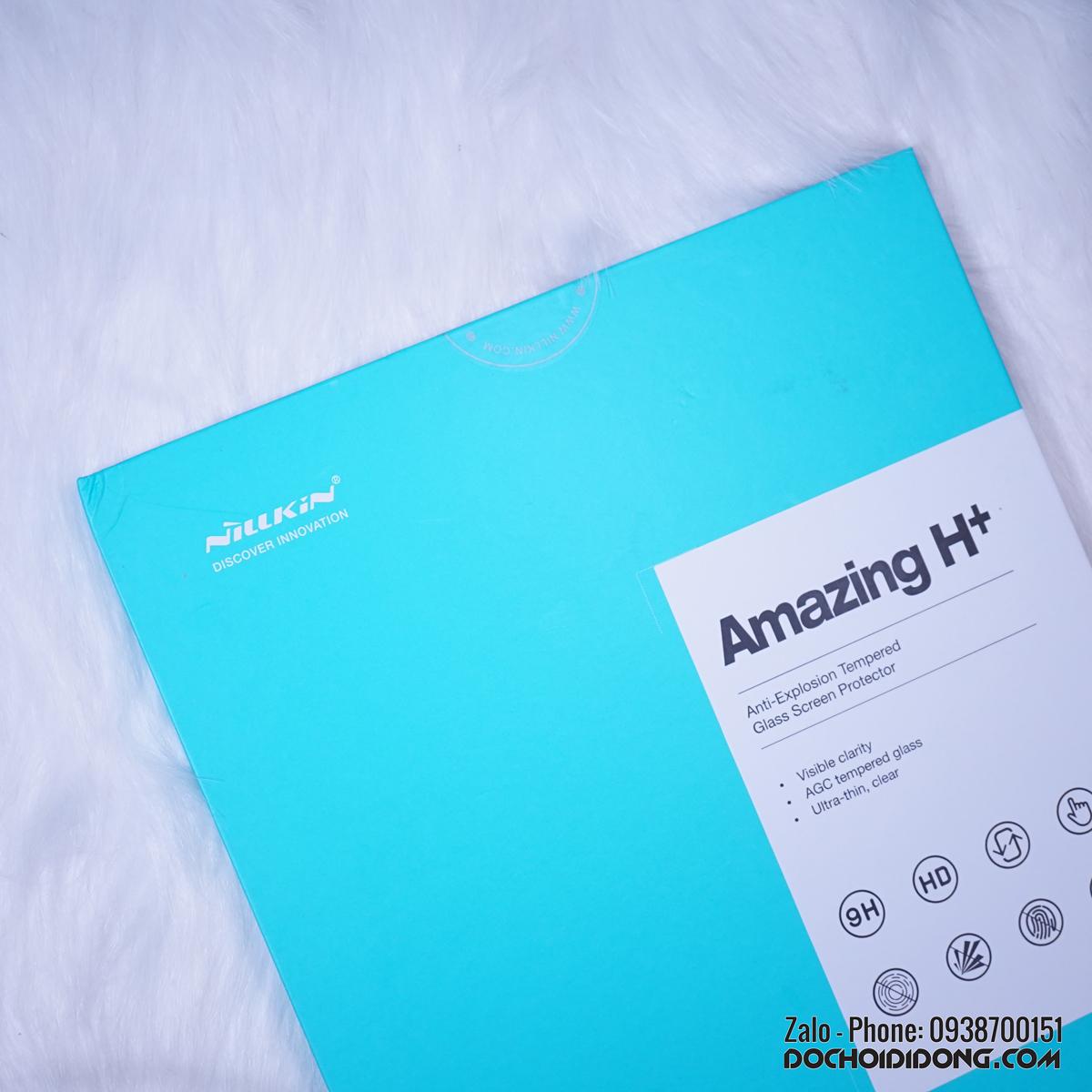 Dán cường lực iPad 10.2 Nillkin Amazing H+
