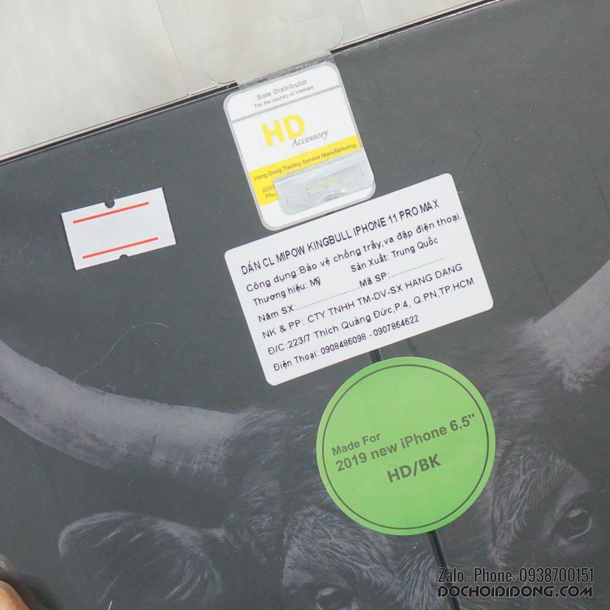 dan-cuong-luc-iphone-11-pro-max-mipow-king-bull-hd-dung-op-chong-soc