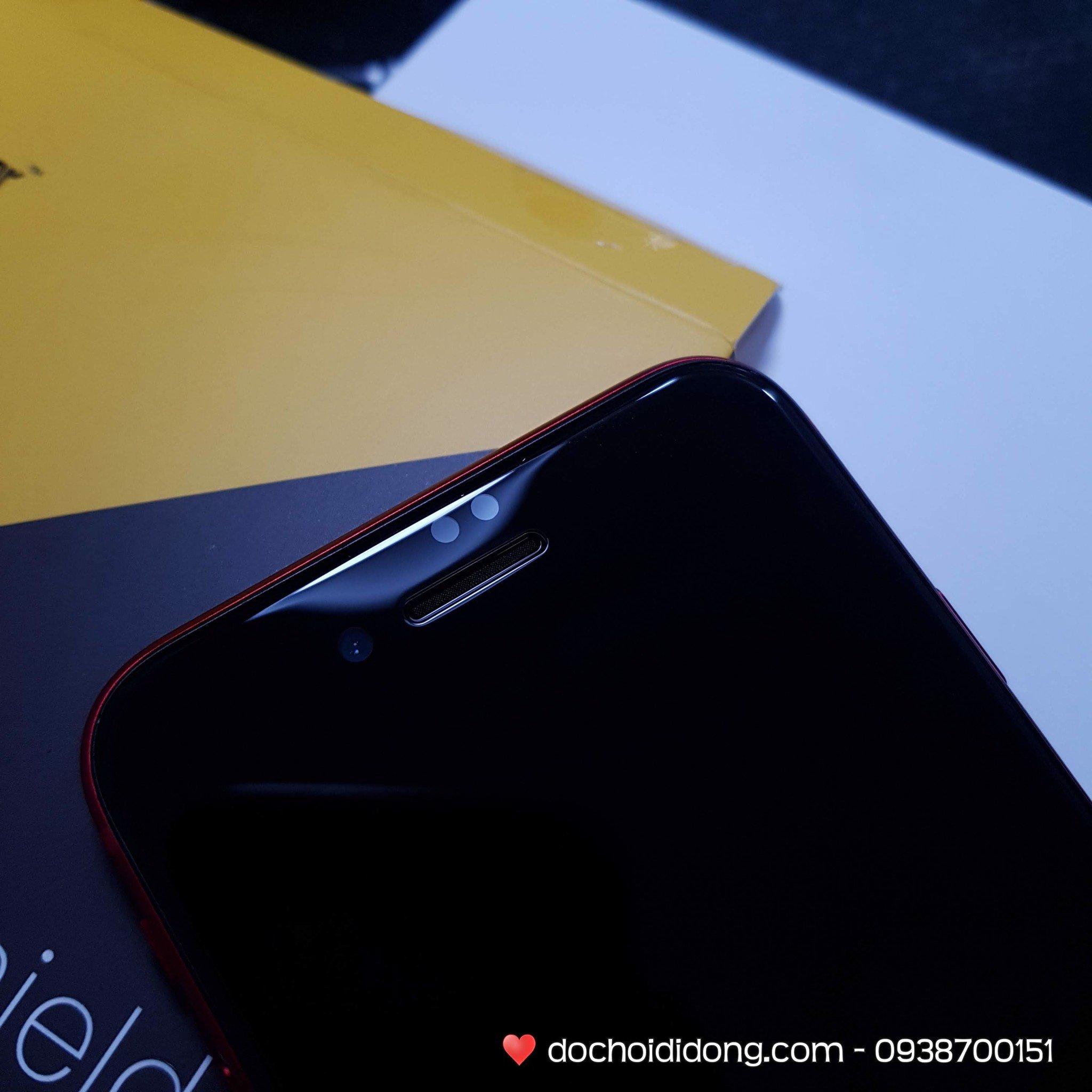 Dán Cường Lực LeArmor Full Màn Hình Cho Iphone 7 8 Plus XR X XS 11 Pro Max Các Đời