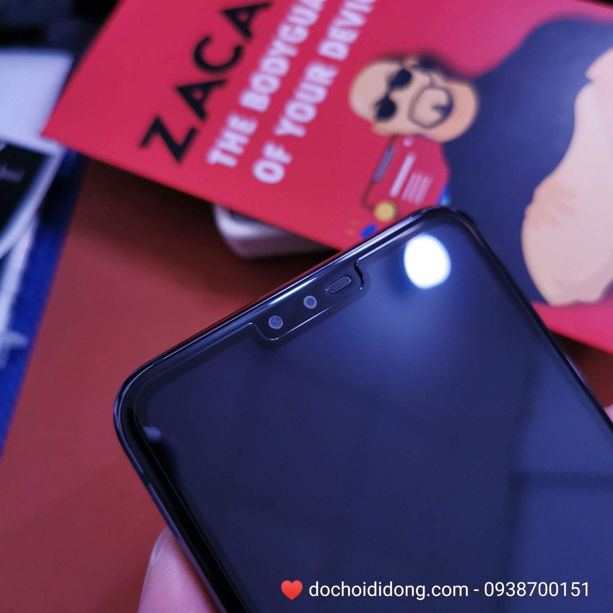 Dán cường lực LG V50 Zacase