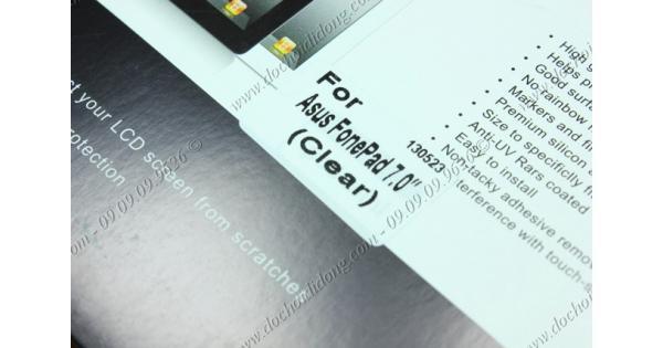Dán màn hình Asus FonePad ME371 loại trong