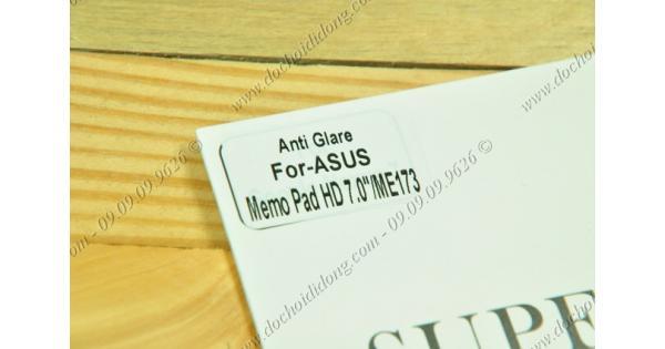 Dán màn hình Asus Memopad HD7 ME173x chống vân tay