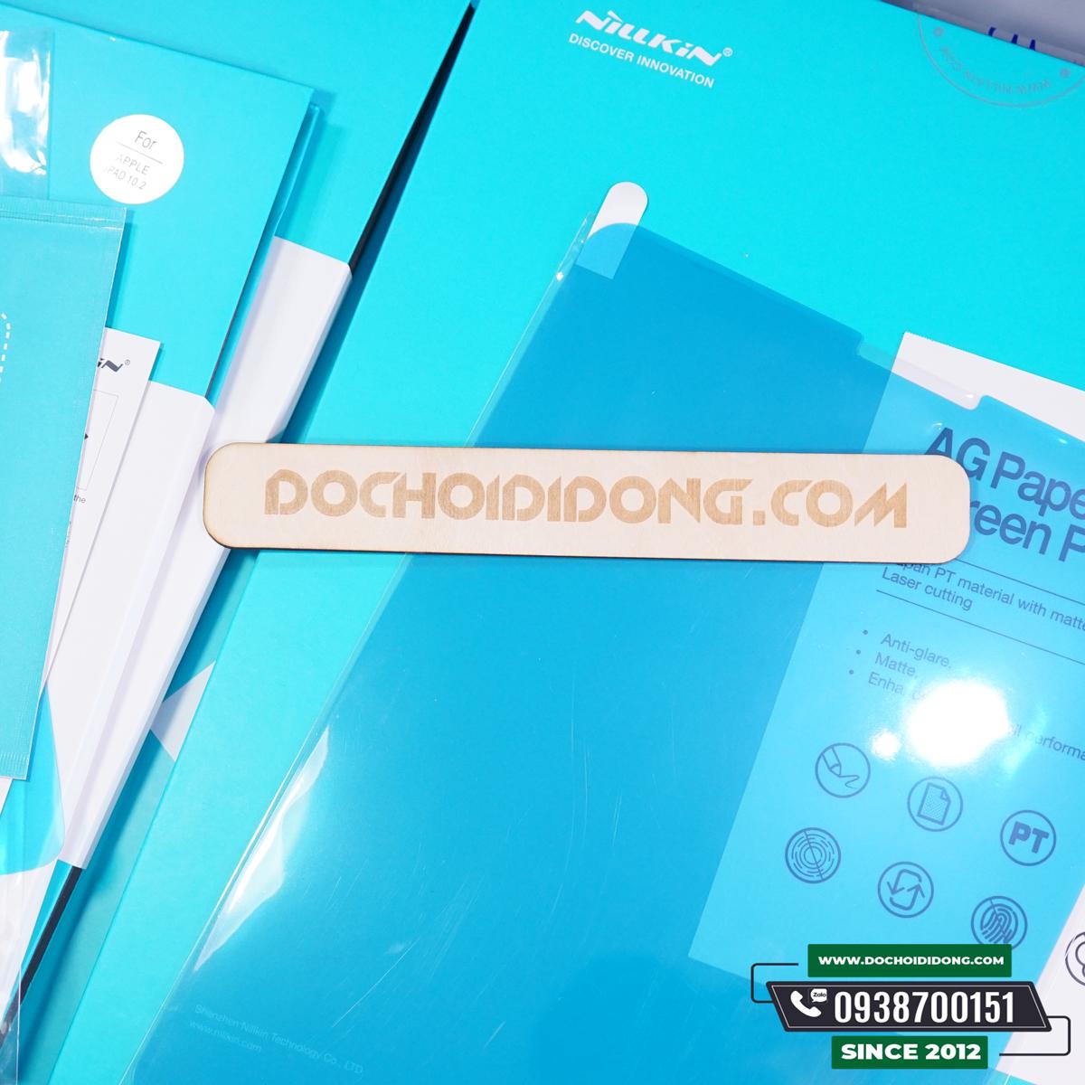 Miếng Dán PPF Paper Like Nillkin Ipad Mini 4 / 5/ 9.7/ 10.2/ 10.5/ 11/ 12.9 Các Đời Chống Vân Tay