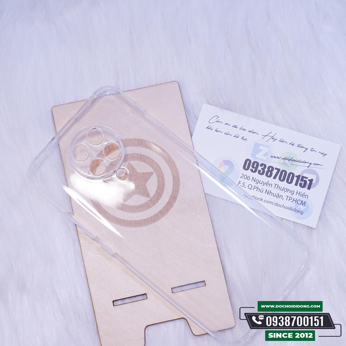 Ốp Lưng Dẻo Trong Suốt Cho Xiaomi Redmi K30 Pro Chống Sốc Bảo Vệ Camera và Cổng Sạc