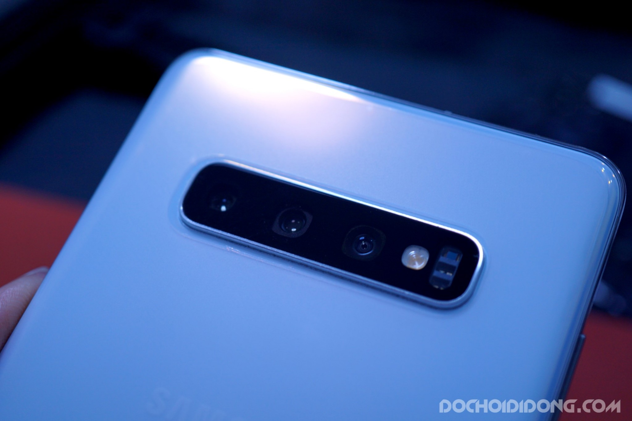 Miếng dán full lưng Samsung S10 Plus nhám trong