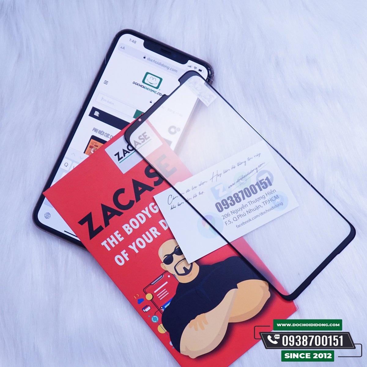 Miếng dán cường lực nhám Asus Rog Phone 5Zacase chống vân tay