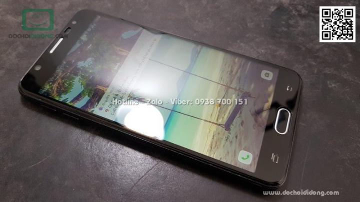 Miếng dán cường lực full màn hình Samsung J7 Prime Zacase full keo