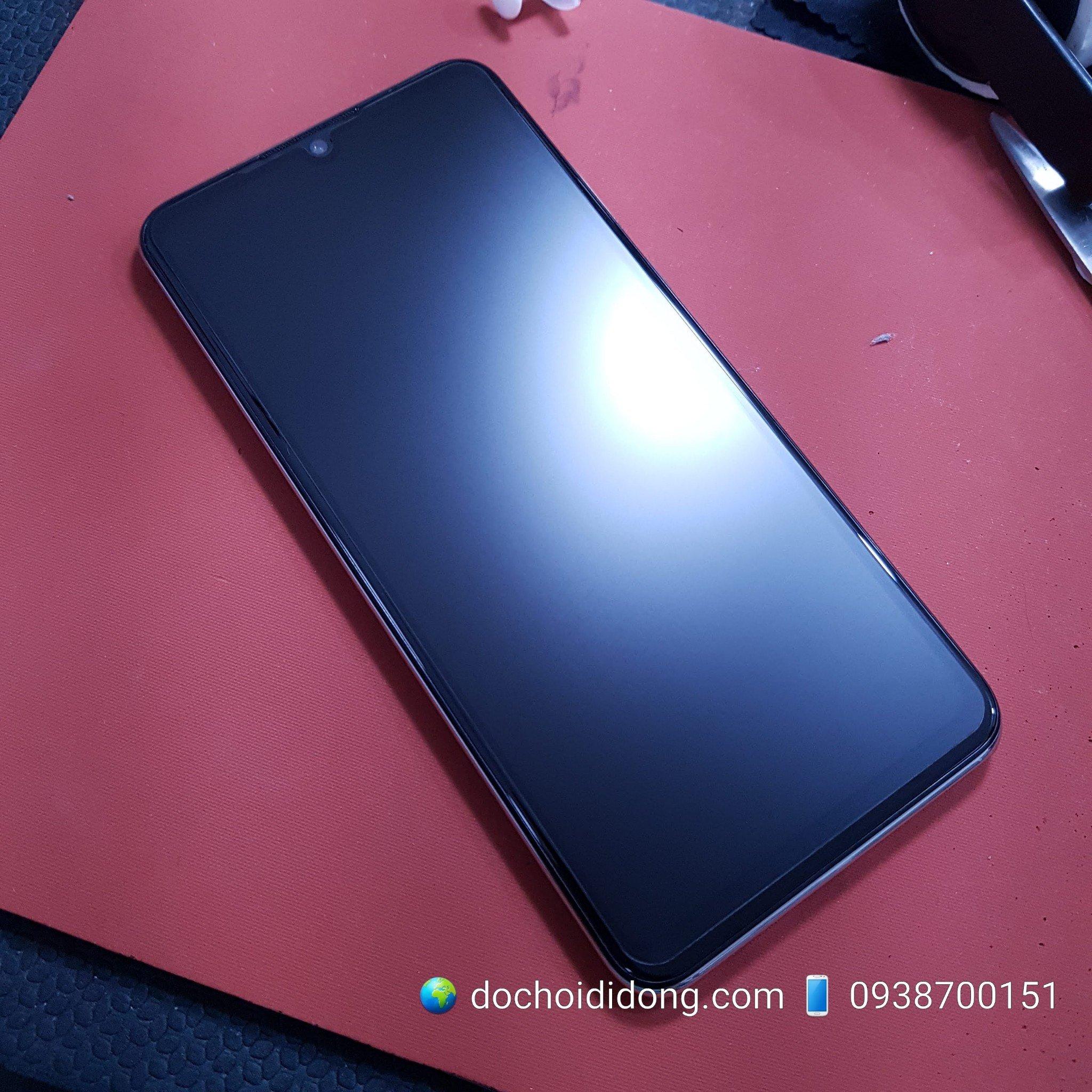 Miếng dán cường lực nhám Huawei P30 Zacase full màn hình chống vân tay