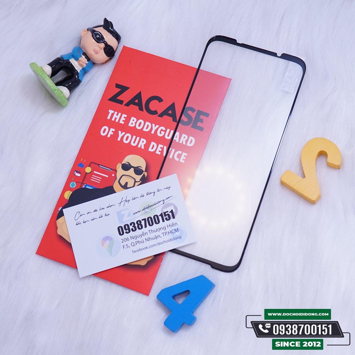 Miếng dán cường lực nhám Xiaomi Black Shark 3 ProZacase chống vân tay