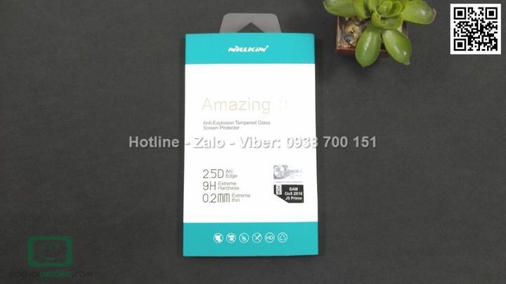 Miếng dán cường lực Samsung Galaxy J5 Prime Nillkin Amazing H+ Pro