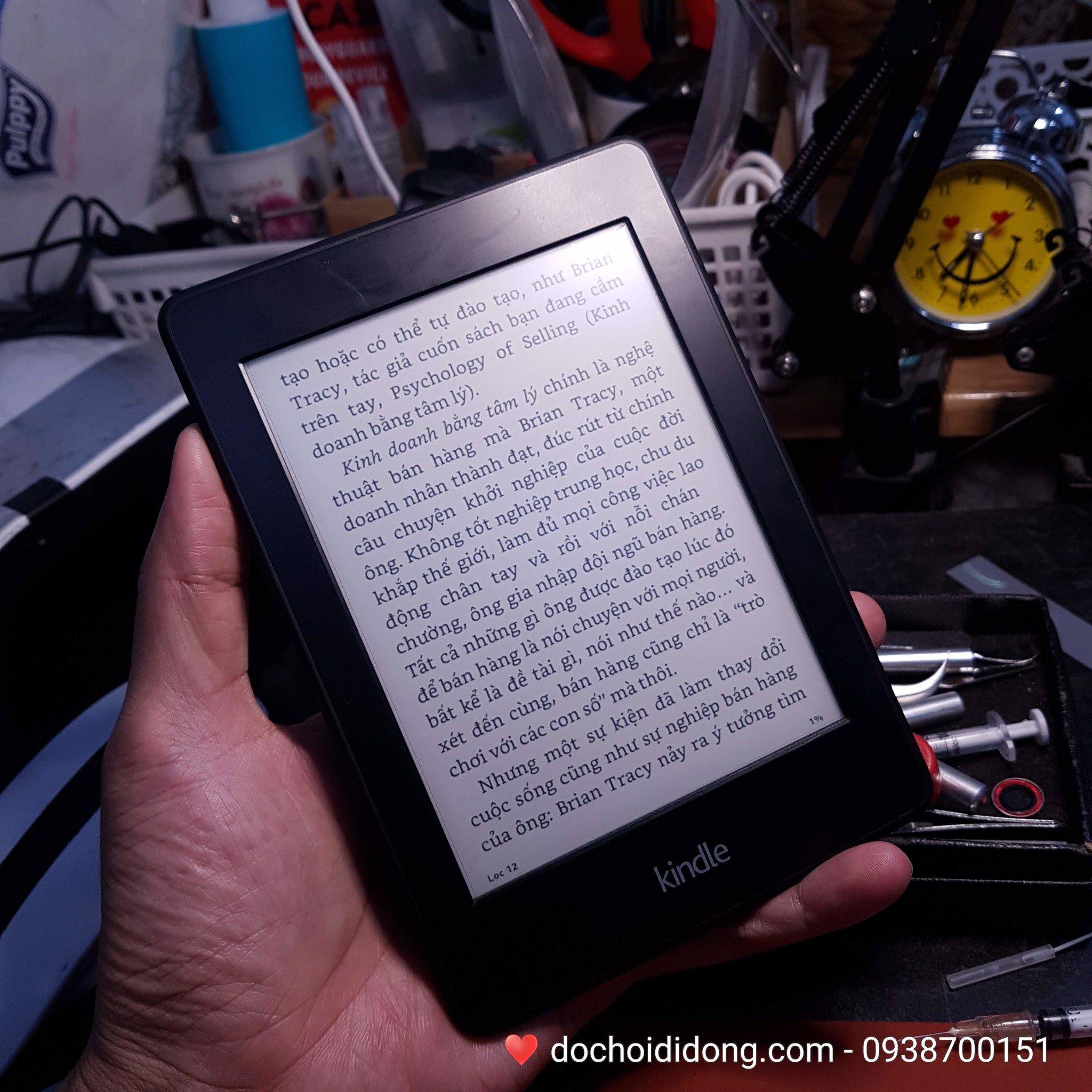 Miếng dán PPF Máy đọc sách Kindle Paperwhite 2013 nhám cao cấp