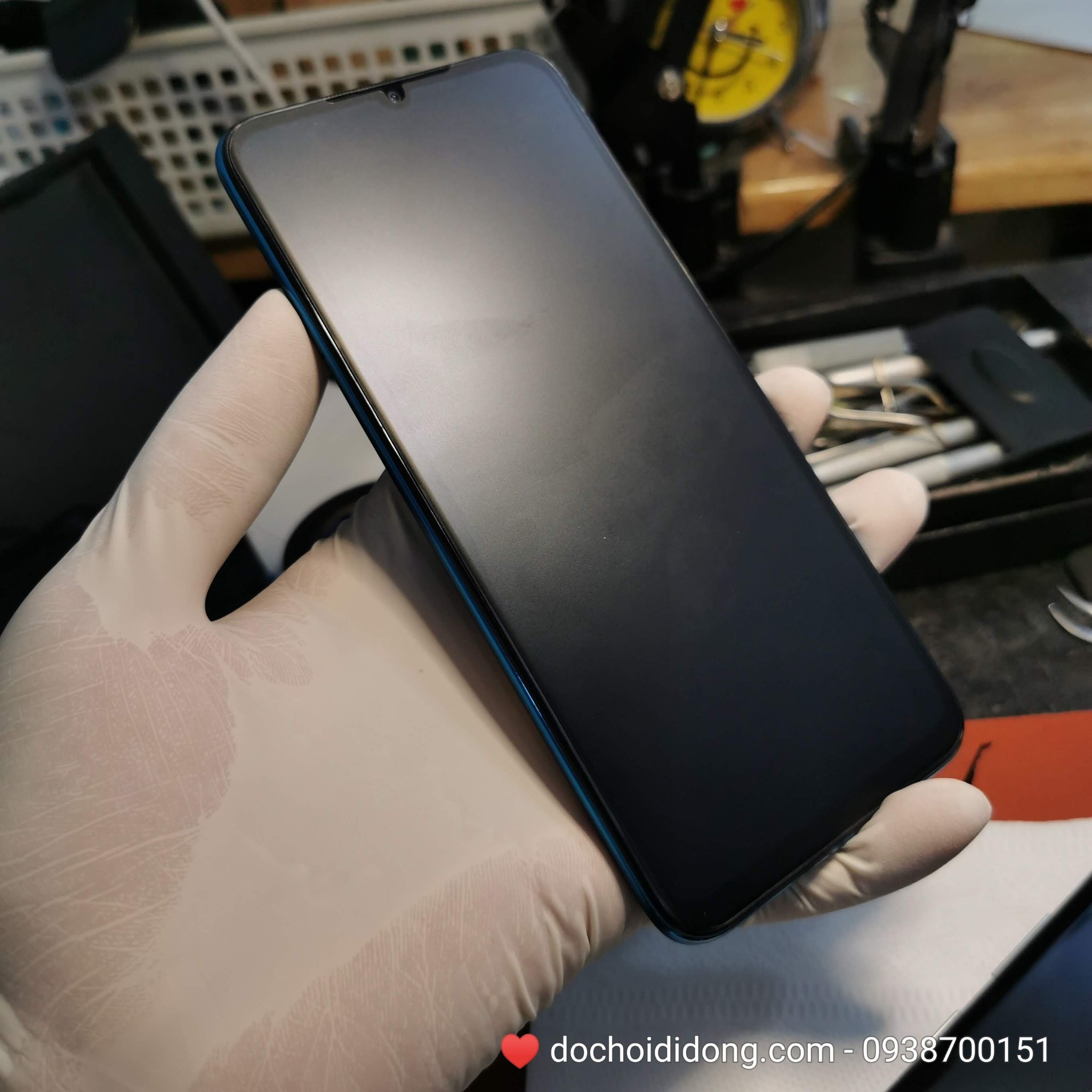 Miếng dán PPF Rock Xiaomi Redmi 10X 5G trong, nhám, đổi màu cao cấp