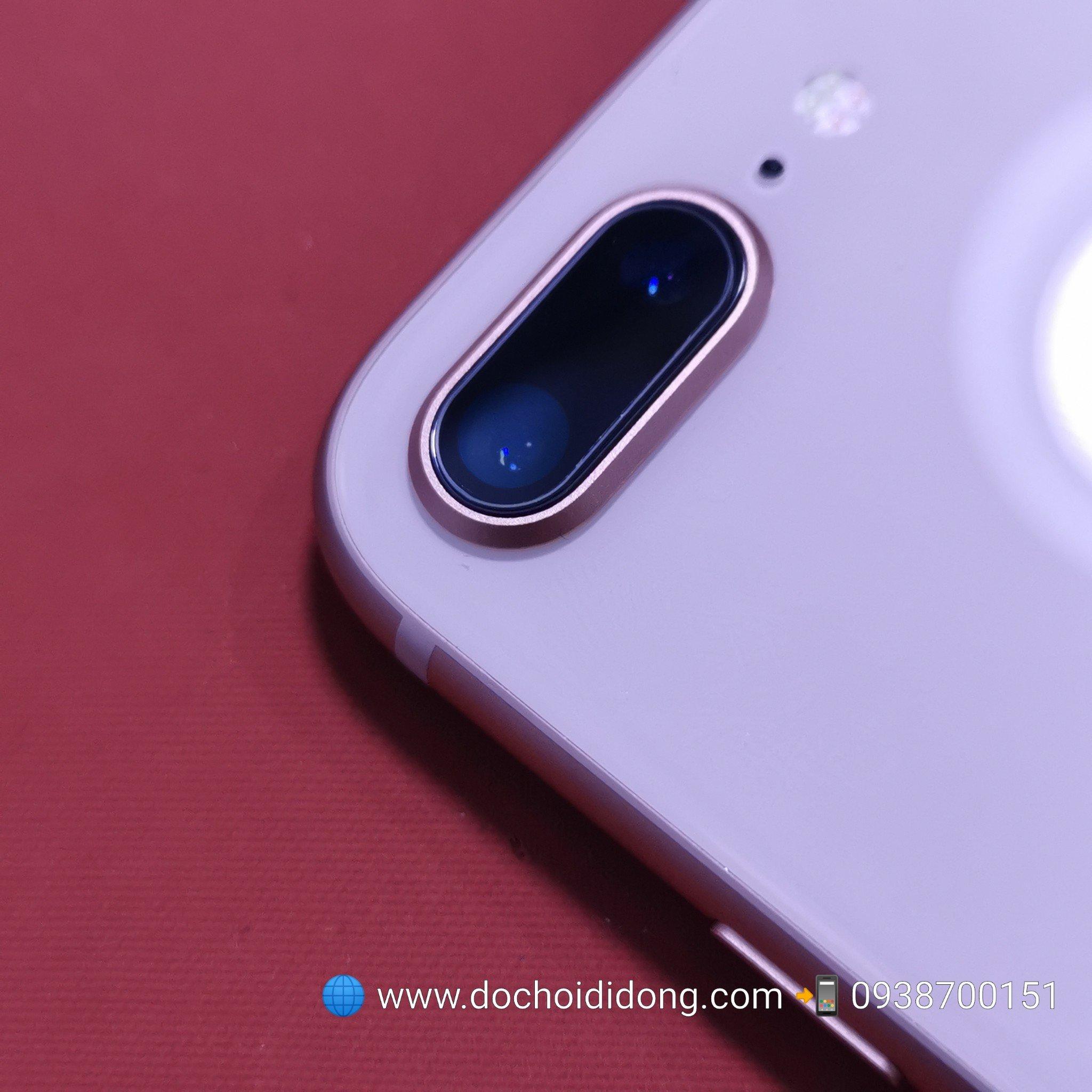 Bộ hai miếng dán cường lực camera sau iPhone 7 Plus Benks 9H