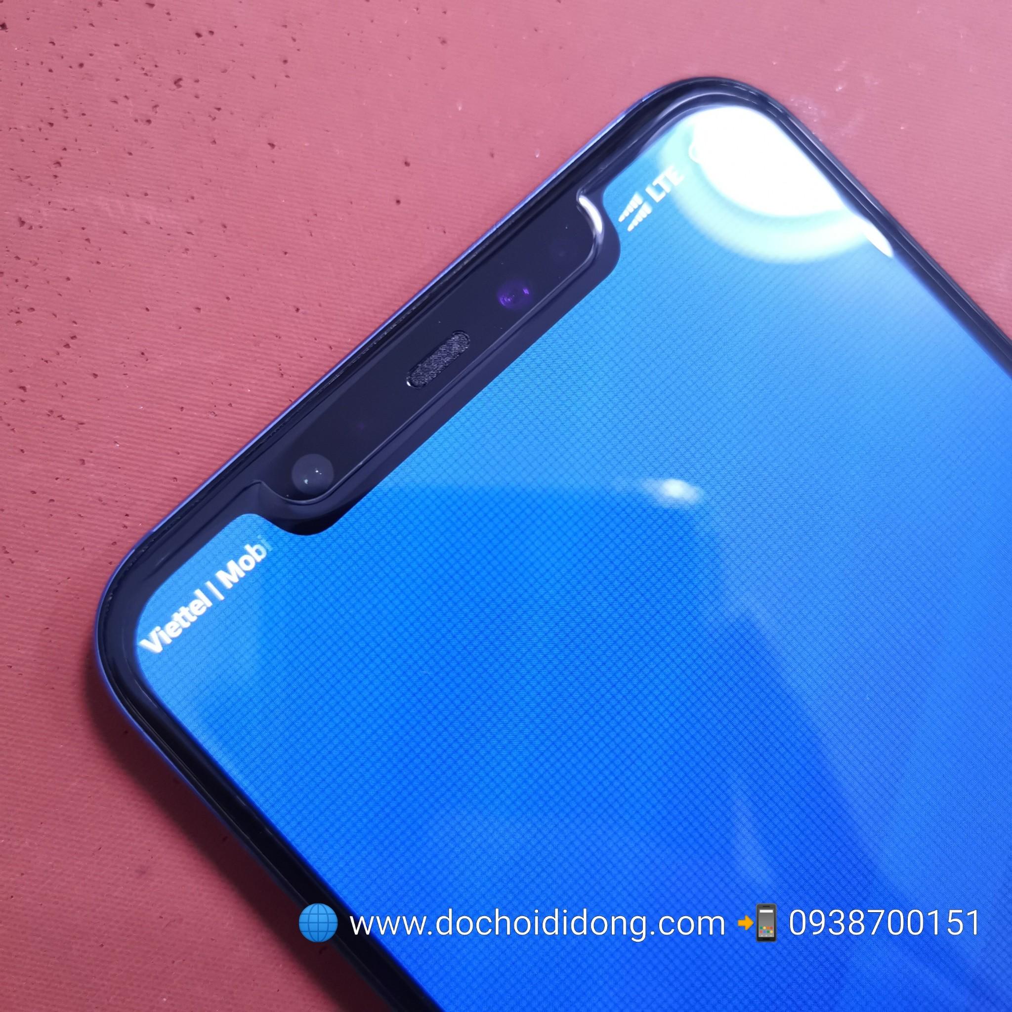 Dán cường lực Xiaomi Mi 8 Zacase All Clear True 2.5D