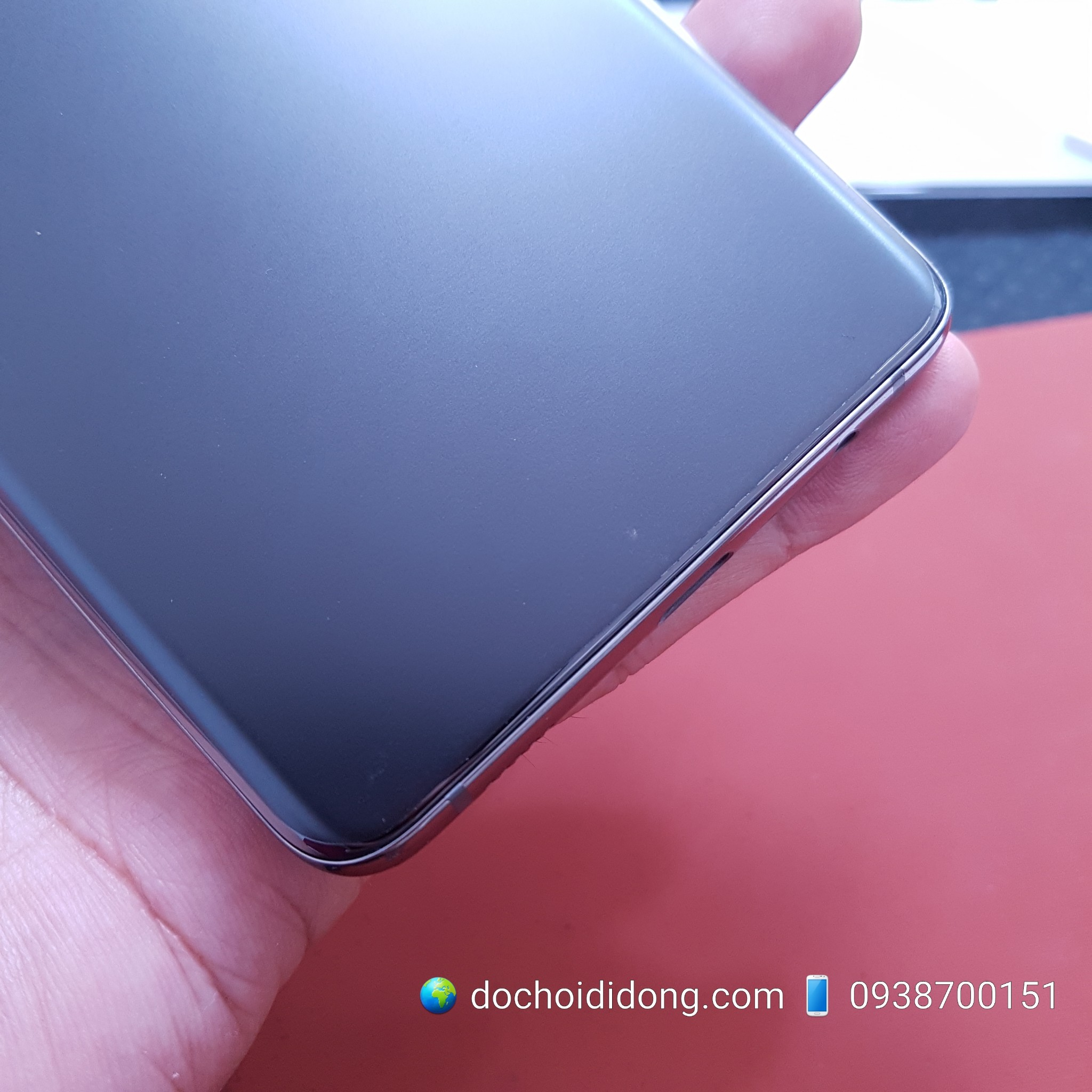 Miếng dán lưng nhám trong Samsung S10 Plus Matte Flexible
