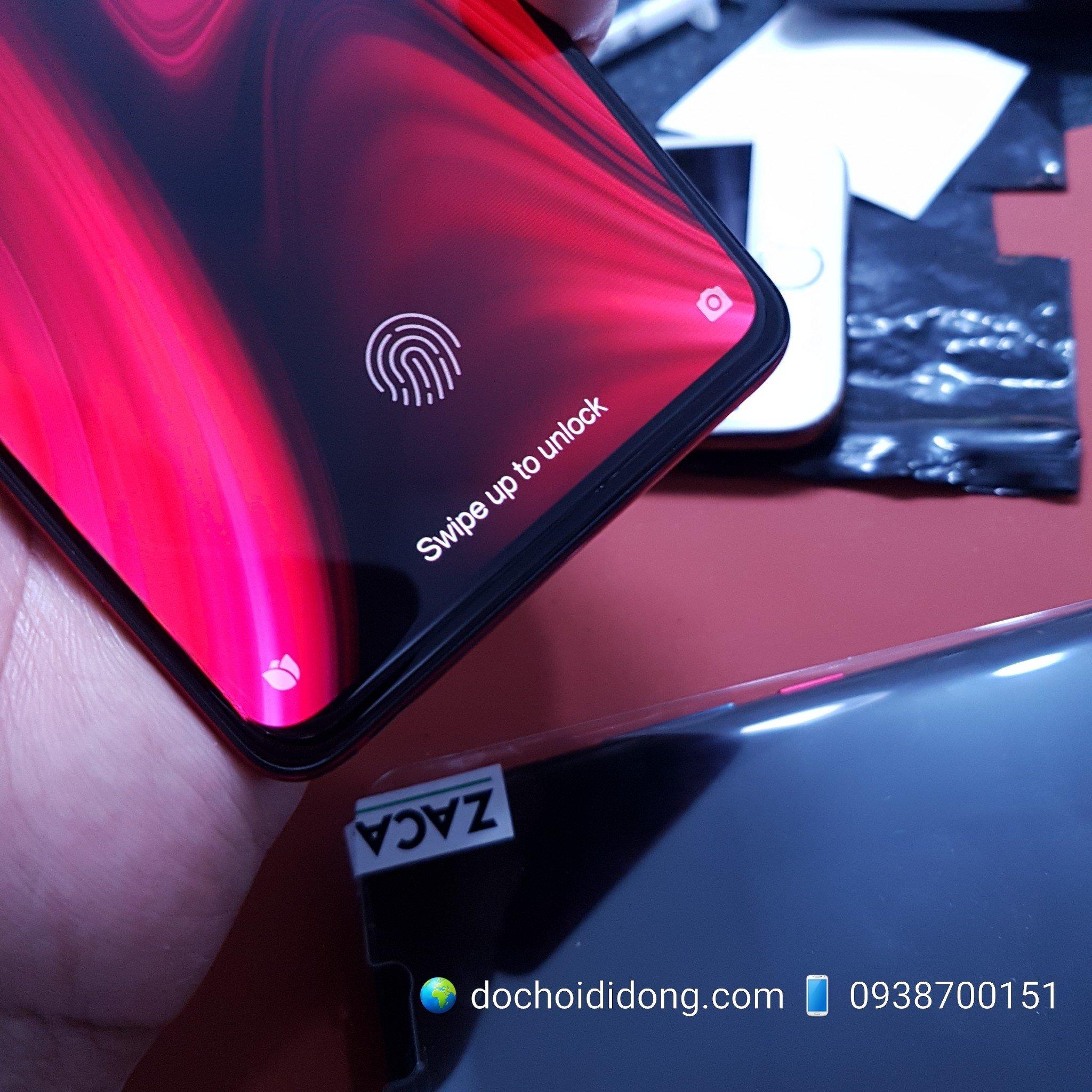 Miếng dán cường lực Xiaomi Redmi K20 Pro Zacase All Clear True 2.5D