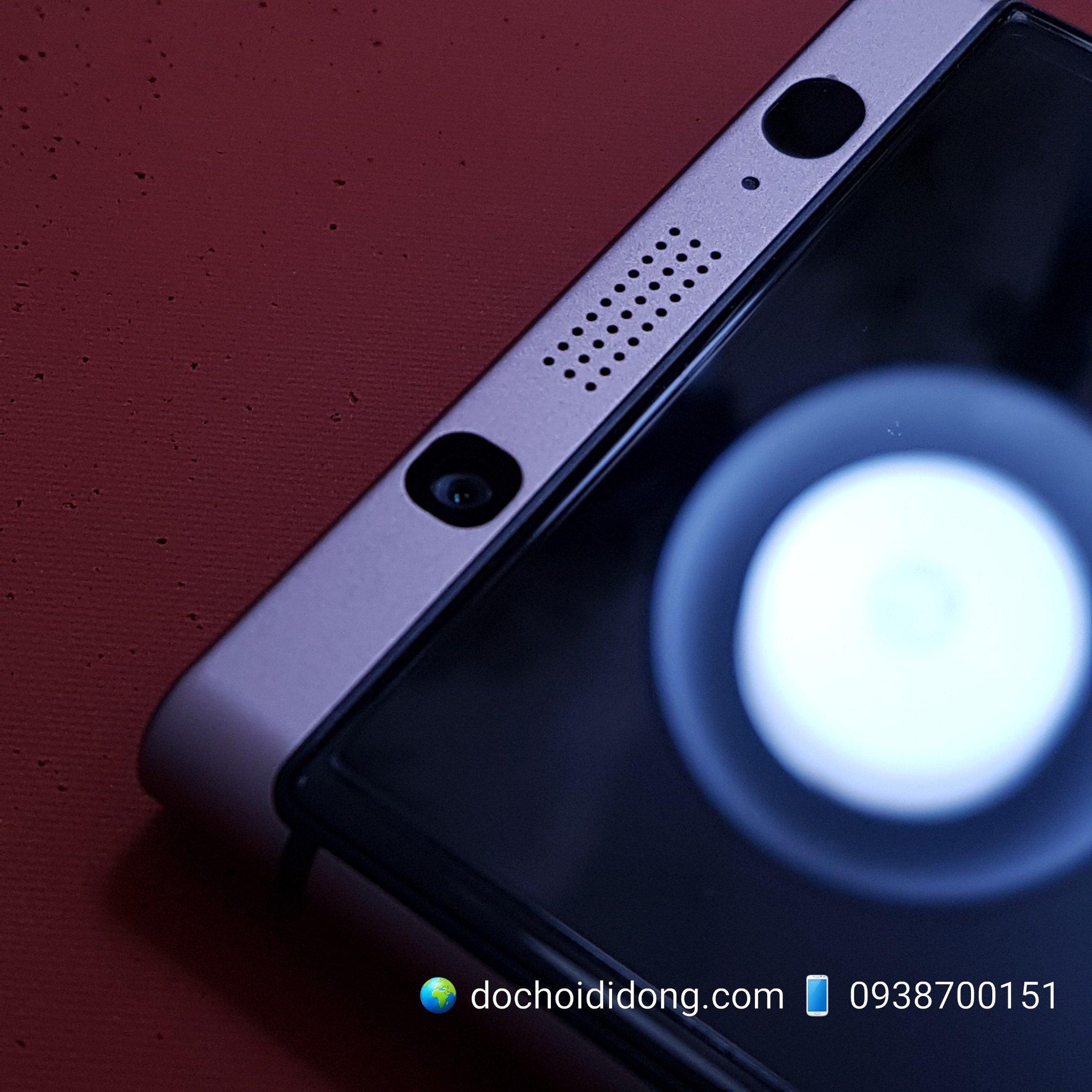 Dán cường lực Blackberry Key 1 - Key 2 9H trong suốt không full