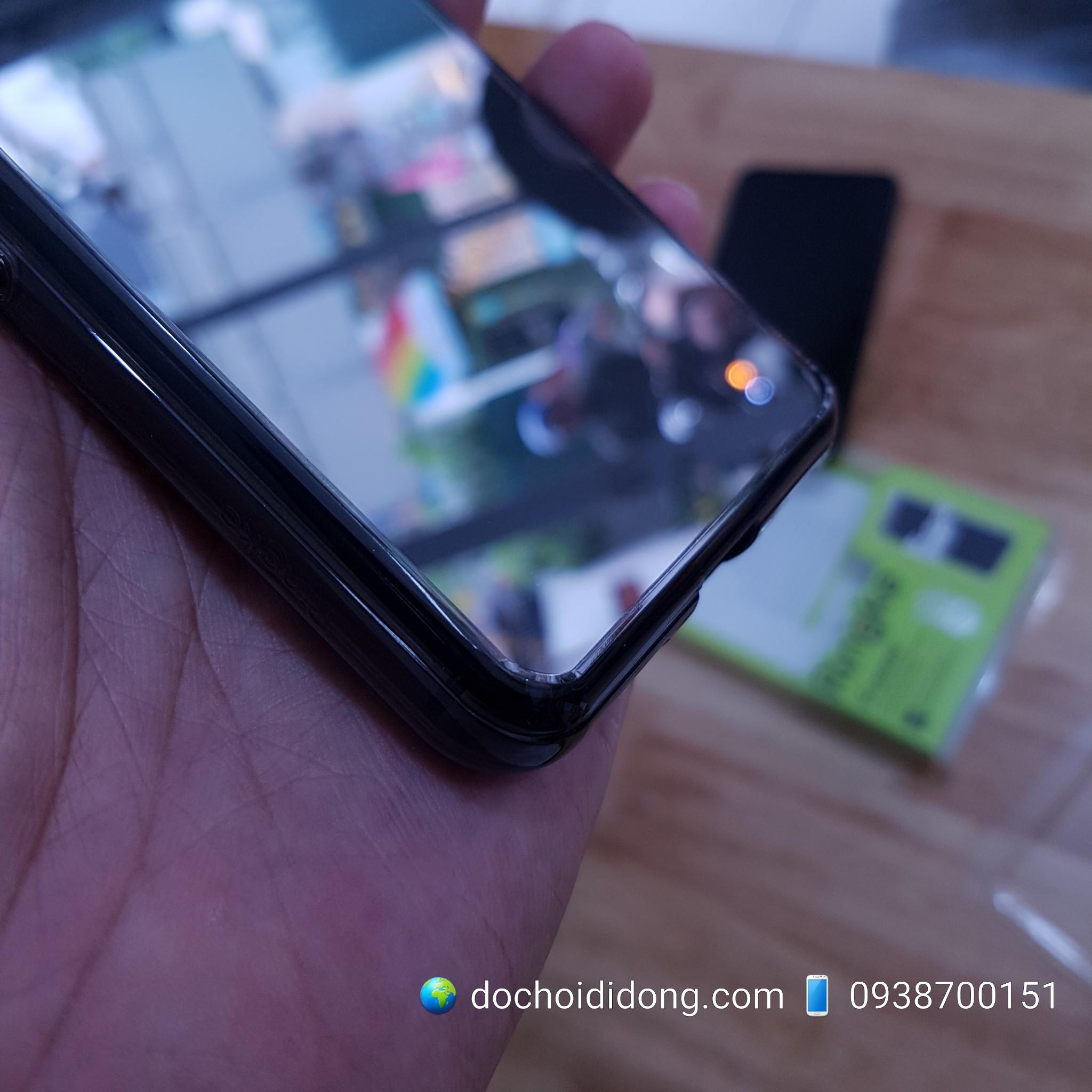 Ốp lưng BlackBerry Keyone Ringke Fusion