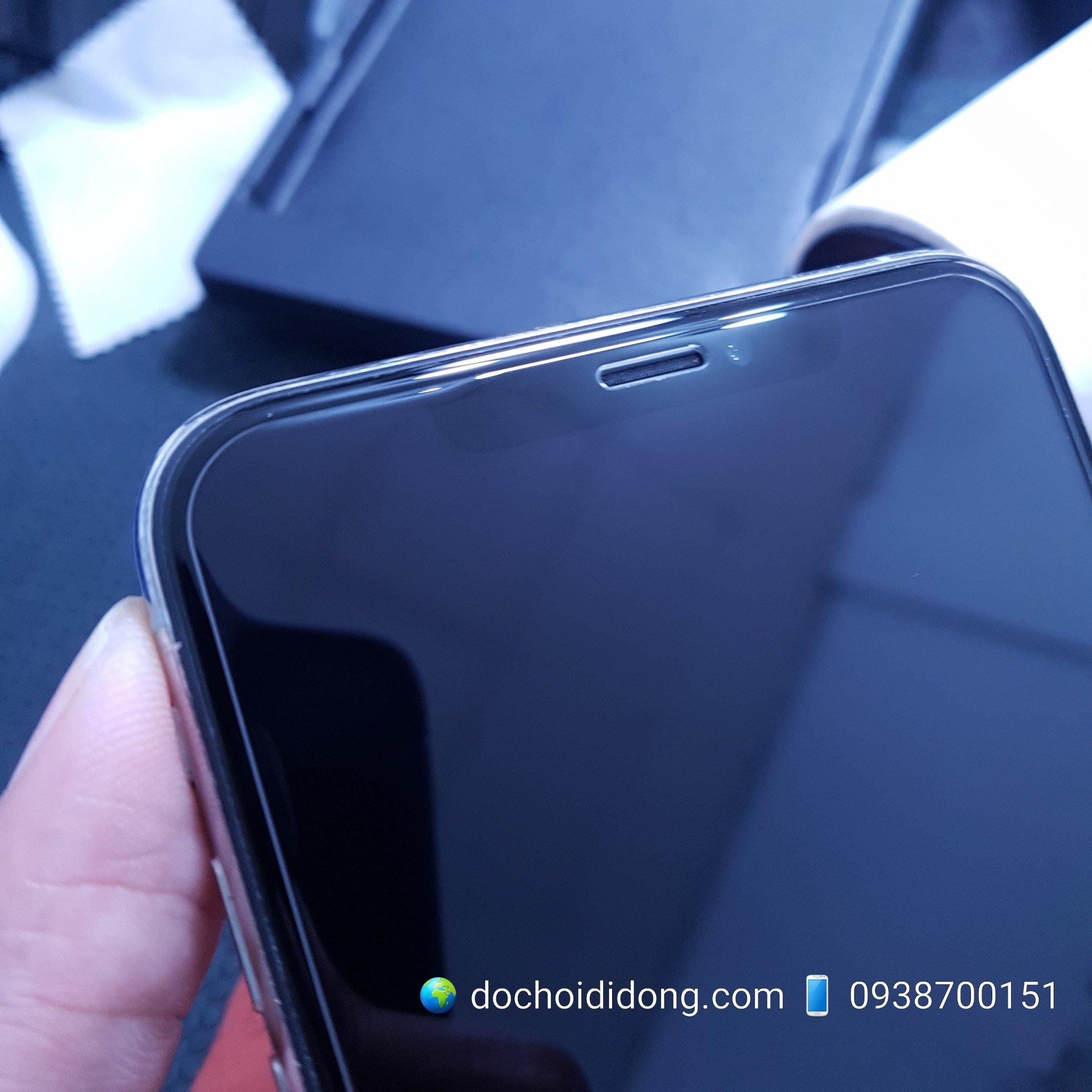 Dán cường lực iPhone XS Max - iPhone 11 Pro Max Zacase All Clear True 2.5D