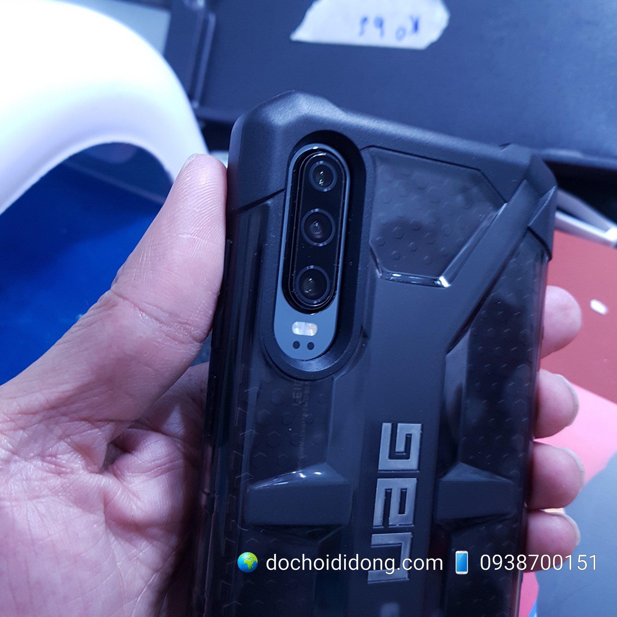 Dán Cường Lực Huawei P30 Zacase All Clear True 2.5D