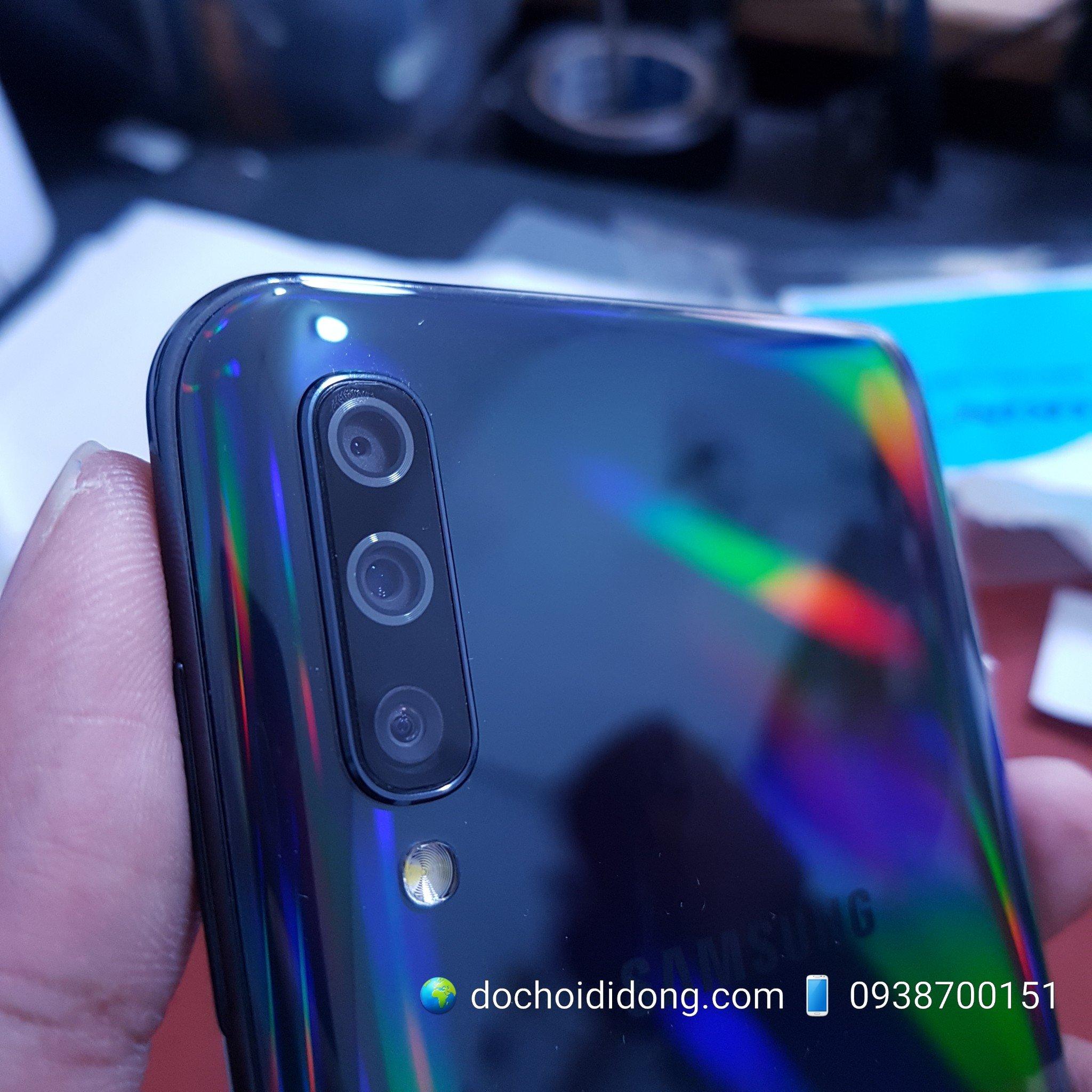 Miếng dán cường lực camera Samsung A70 9H