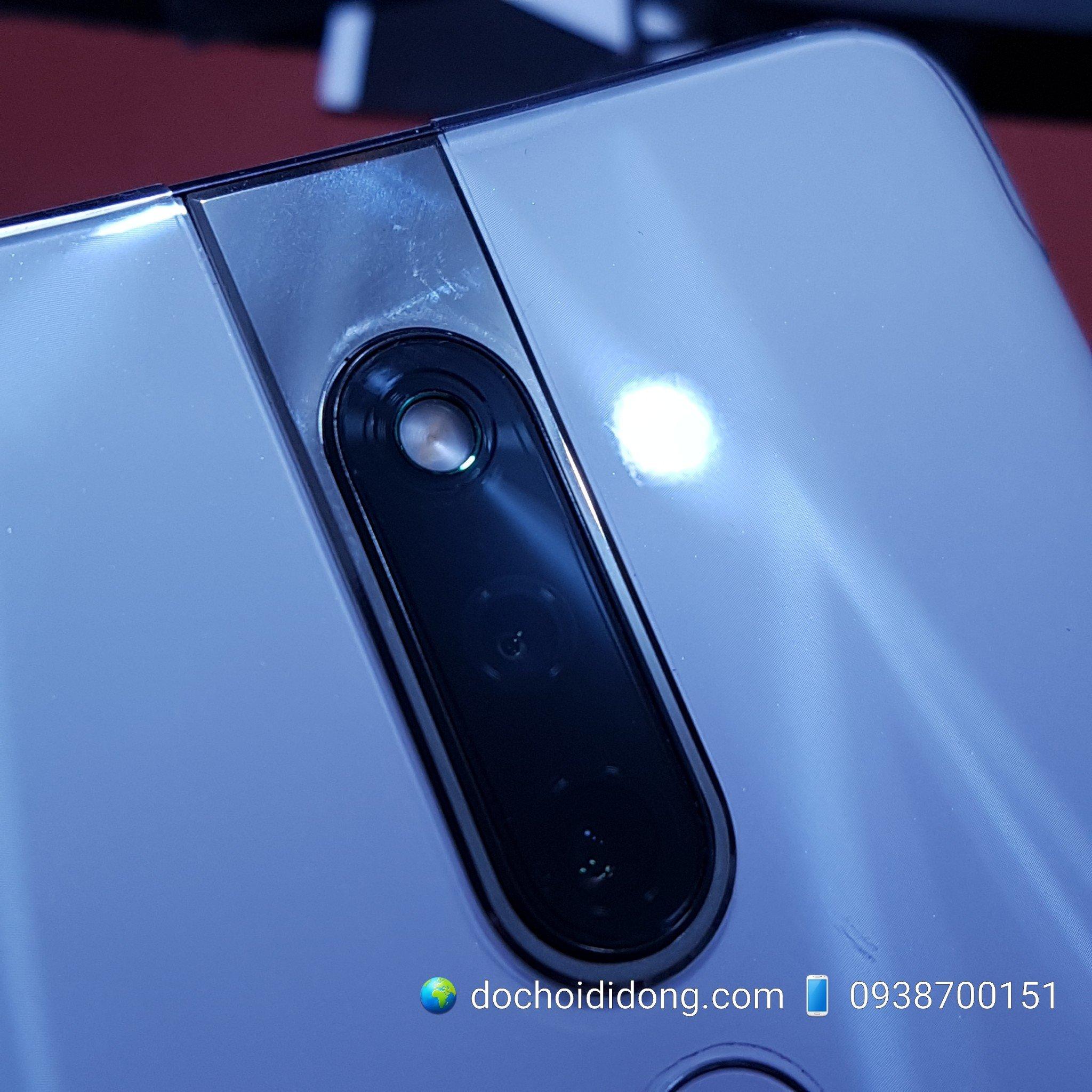 Miếng dán cường lực camera Oppo F11 Pro 9H