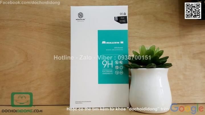 Miếng dán cường lực Asus Zenfone 3 ZE520KL 5.2 Inch Nillkin 9H