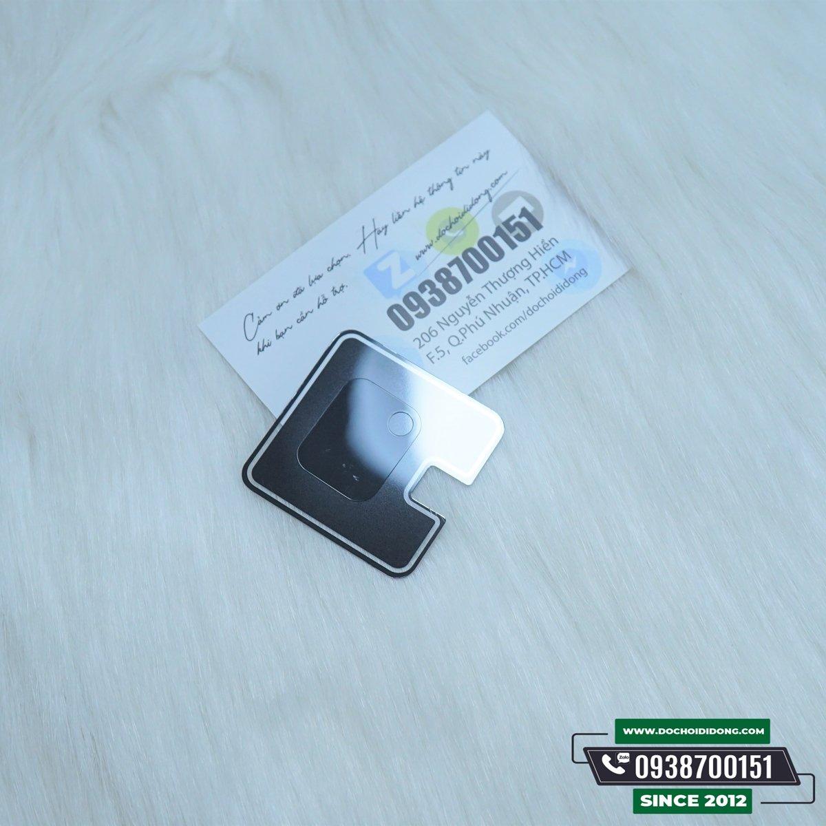 Miếng dán cường lực camera Samsung Note 10 Lite 2.5D