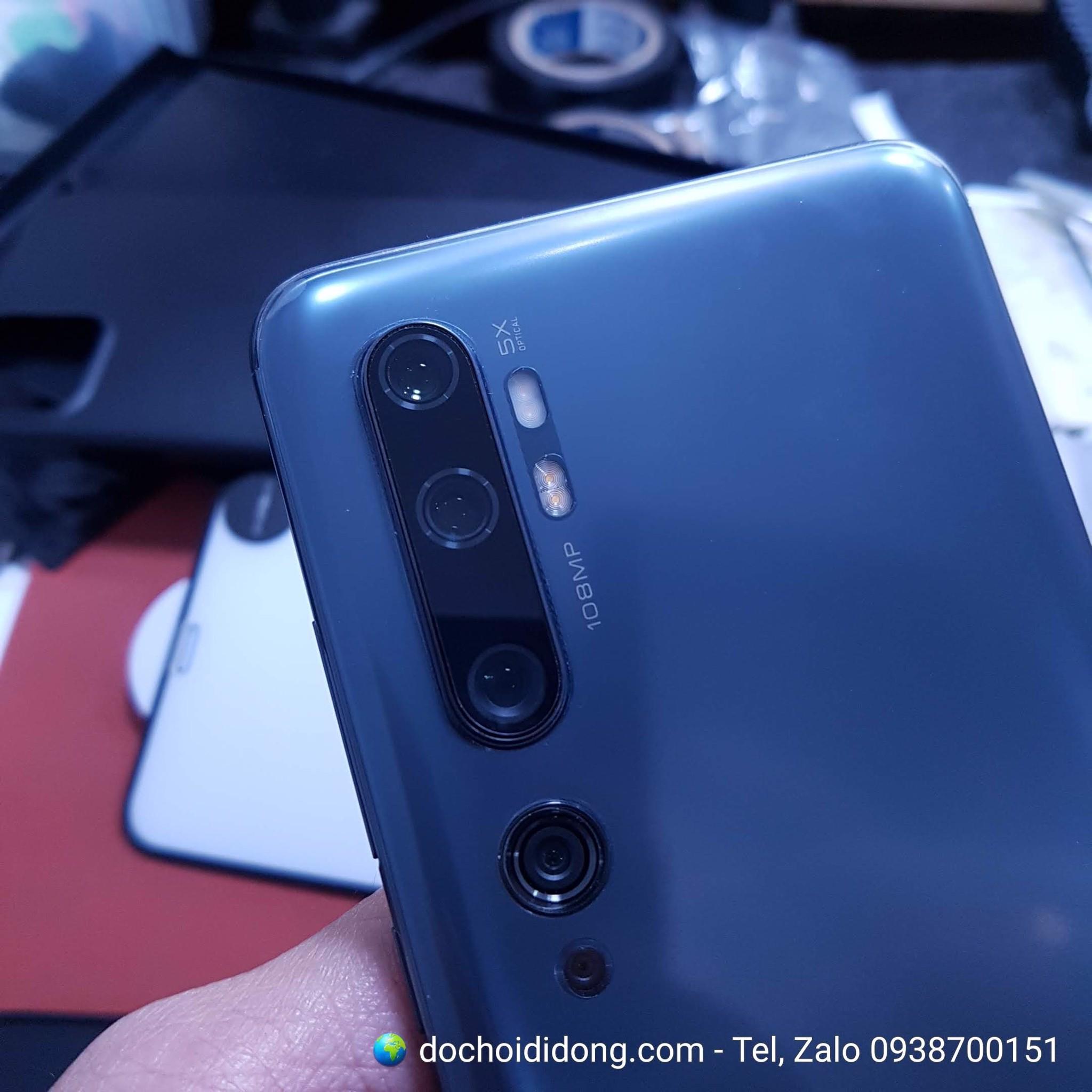 Miếng Dán Cường Lực Camera Xiaomi Mi CC9 Pro (Mi Note 10) Chống Vỡ
