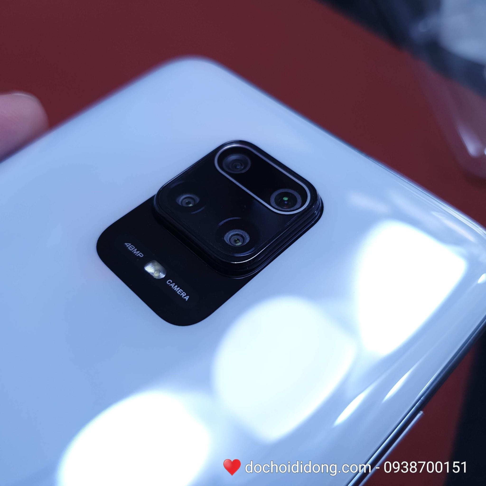 Miếng dán cường lực camera Xiaomi Redmi Note 9 Pro 2.5D