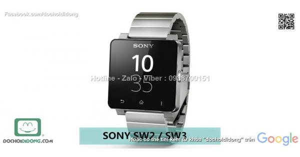 Miếng dán cường lực đồng hồ Sony Smartwatch 2 So Best 9H