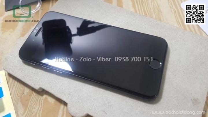 Miếng dán cường lực full màn hình iPhone 7 8 Plus 6D