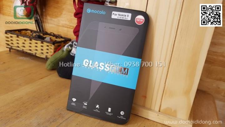 Miếng dán cường lực full màn hình Nokia 8 KYK chính hãng
