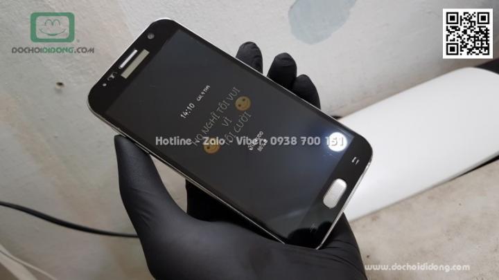 Miếng dán cường lực full màn hình Samsung S7 Zacase full keo
