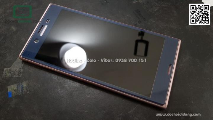 Miếng dán cường lực full màn hình Sony XZ Zacase full keo
