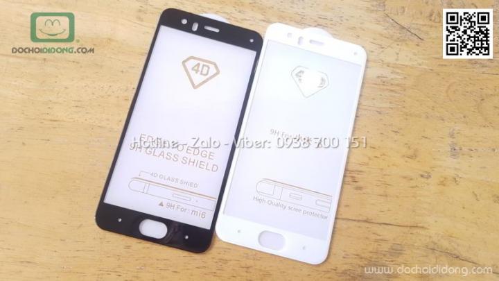 Miếng dán cường lực full màn hình Xiaomi Mi 6 Zacase full keo