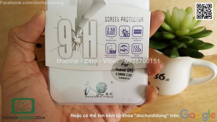 Miếng dán cường lực Huawei GR5 iTop 9H