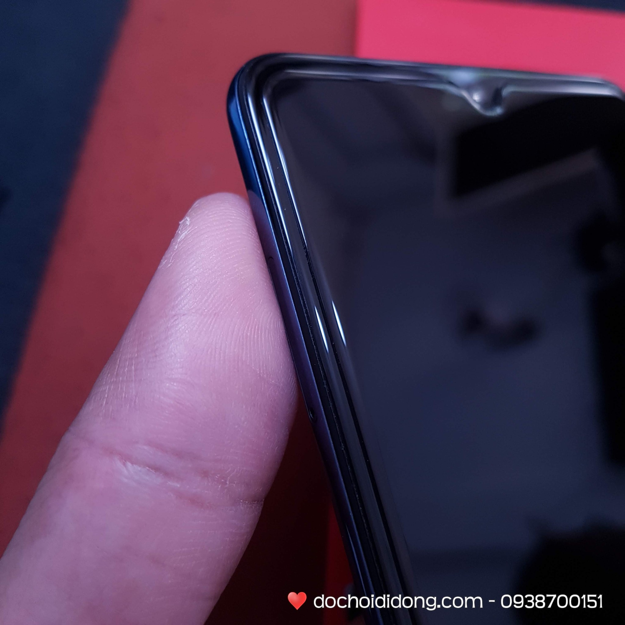 Miếng dán cường lực Huawei Mate 20 Zacase All Clear True 2.5D