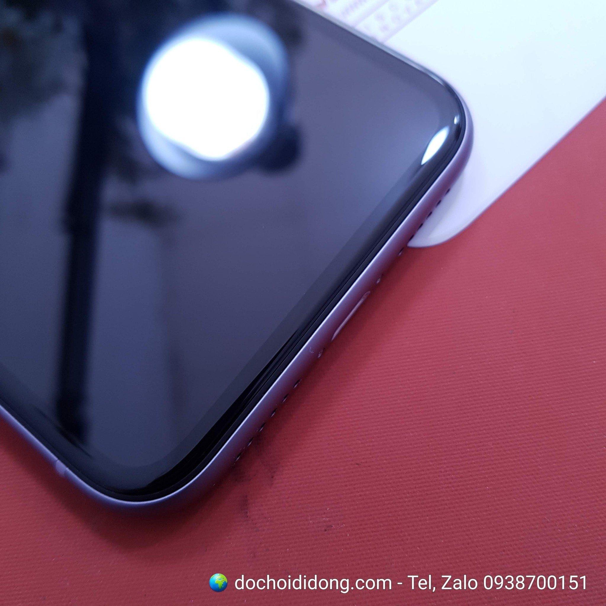 Miếng dán cường lực iPhone 11 Nillkin 3D CP+ Max full màn hình