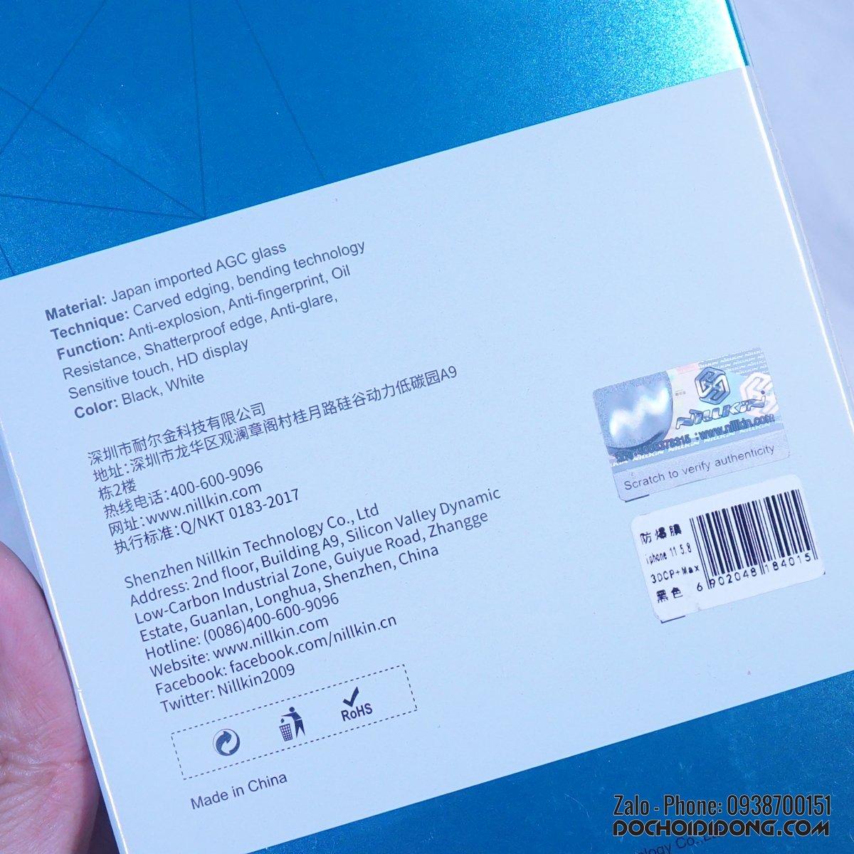 mieng-dan-cuong-luc-iphone-11-pro-nillkin-3d-cp-max-full-man-hinh