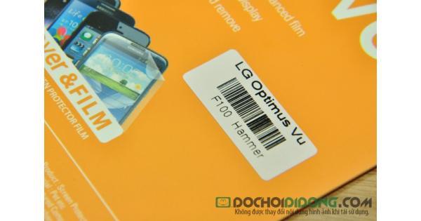Miếng dán cường lực LG Optimus VU Hammer