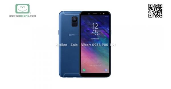 Miếng dán cường lực mặt lưng Samsung A6 2018 KYK
