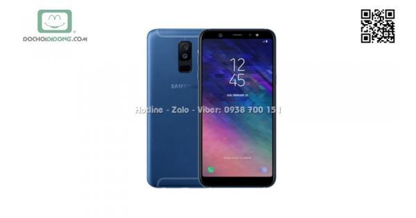 Miếng dán cường lực mặt lưng Samsung A6 Plus 2018 9H