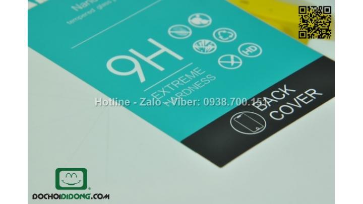 Miếng dán cường lực mặt sau Sony Xperia Z3 Compact Nillkin 9H