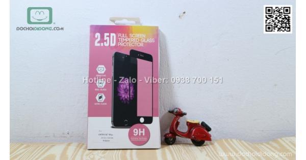 Miếng dán cường lực Oppo R7 Plus full màn hình 9H